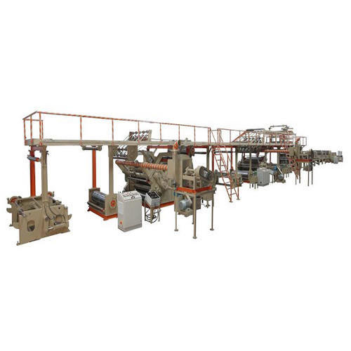 3 & 5 Ply Automatic Paper Corrugated Board Plant