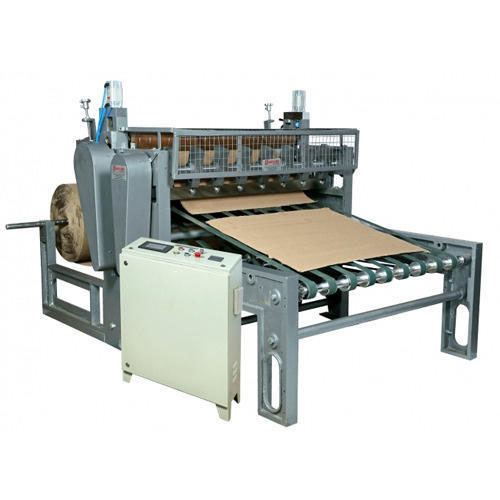 Auto Reel to Sheet Cutter