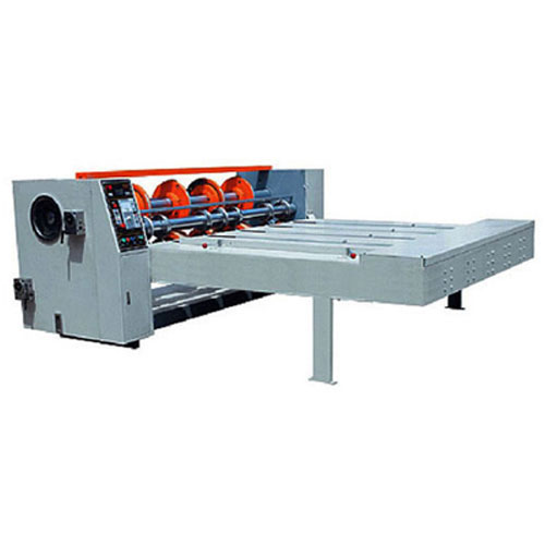 Combined Creaser Slotter (Chain Feeder/ Kick Feeder)